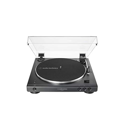 Audio-Technica AT-LP60XBT-BK Ful...