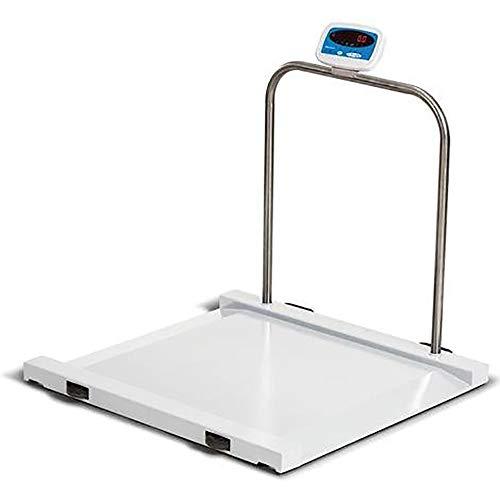 Heavy Duty Wheelchair Scale Platform By Salter Brecknell