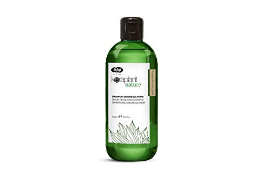 Lisap Keraplant Nature sebum-regulating Shampoo 1000ml
