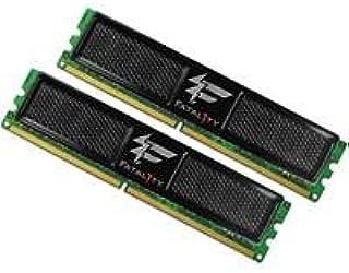 OCZ OCZ2F10662GK DDR2 1066MHz 2 GB Fatal1ty Edition Dual Channel Kit