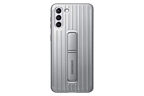 Samsung Galaxy S21+ Case, Rugged Protective Cover - Silver (US Version)