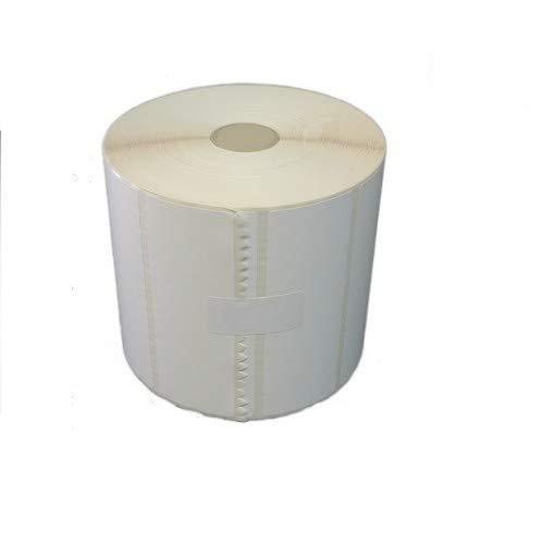 102x38 mm ThermoEtiketten Rolle mit 1.790 Etiketten Zebra,Citizen,Intermec, TEC