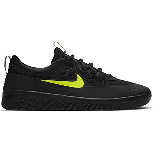 Nike SB Nyjah Free 2 Skateboard Schuhe für Herren (Numeric_43)