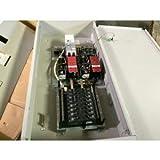 Carrier KGALT0101200 200 AMP Load Shedding Automatic Transfer Switch, 120-240 Volt