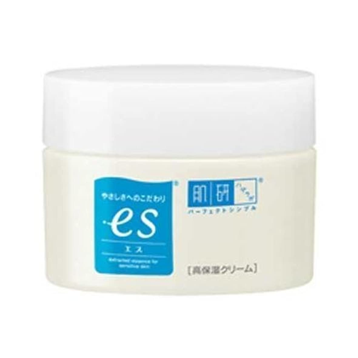 してはいけない華氏平衡肌ラボ es(エス) ナノ化ミネラルヒアルロン酸配合 無添加処方 高保湿クリーム 50g