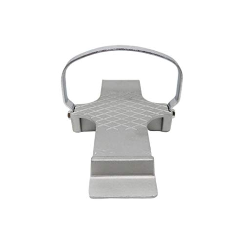 ULTECHNOVO Foot Panel Lifter Alloy Board Lifter Door Lifter Carrier for Glass Ceramic Tile Plasterboard Plates
