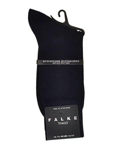 FALKE Socken Tiago, Größe:43/44; Farbe:marine; Pack:3er Pack