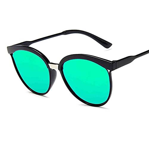 FOTBIMK Gafas de sol para hombre y mujer, estilo retro, con marco grande, estilo Rapper