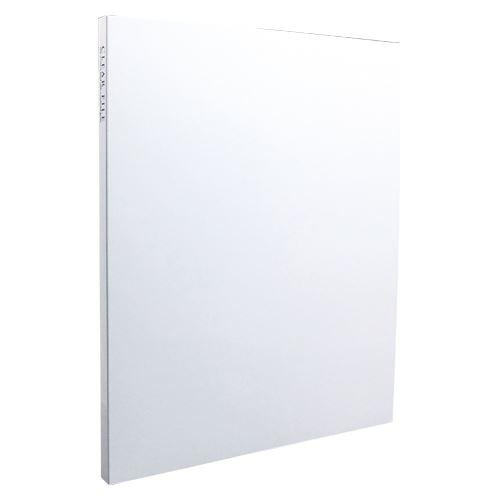 セキセイ クリヤーファイル高透明A4S20ポケット KP-2512-70 ホワイト 00020843【まとめ買い5冊セット】