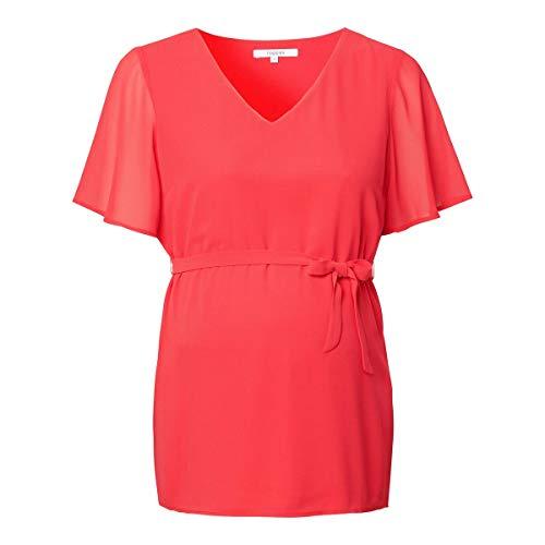Noppies Women's Top ss Deale T-Shirt, Poinsettia P696, XS