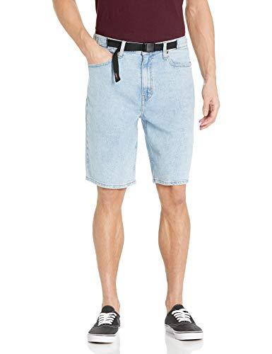 Levi's Men's Half Pant Short, Mascara - Stretch, 44