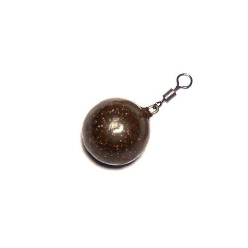 Grundbleie, Karpfenbleie Blasterball SVL Lead mit Wirbel 60g