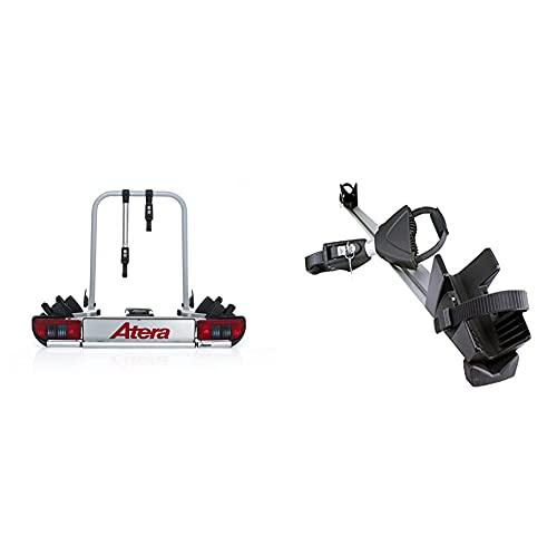 Atera 022686 Fahrradträger Strada E-Bike M - Kupplungsträger & 022624 Adapterpaket für Strada Sport 3/M3 & E-Bike 2/M2