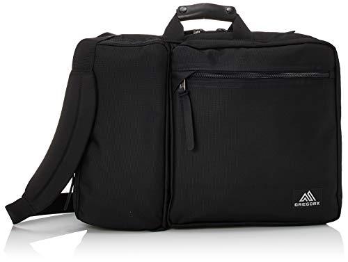 [グレゴリー] ビジネスバッグ 3WAY ビジネスリュック 公式 カバートオーバーナイトミッション 現行モデル ブラックバリスティック