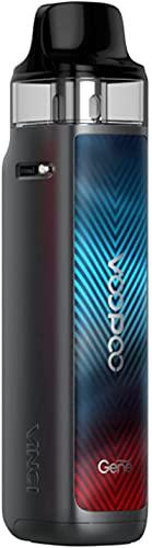 VINCI X2, Original VOOPOO VINCI X 2 80W Kit VINCI X 2 Pod Mod Single 18650 (excluyendo) 6.5ml Cartucho Fit PnP-VM1 PnP-VM6 Bobinas Vaporizador Cigarrillo electrónico