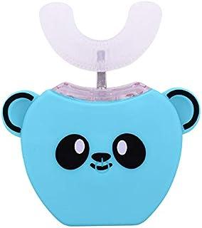 エイミースマート子供用歯ブラシインテリジェント自動口取り付けU字型電動歯ブラシ充電式ベビー歯ブラシ