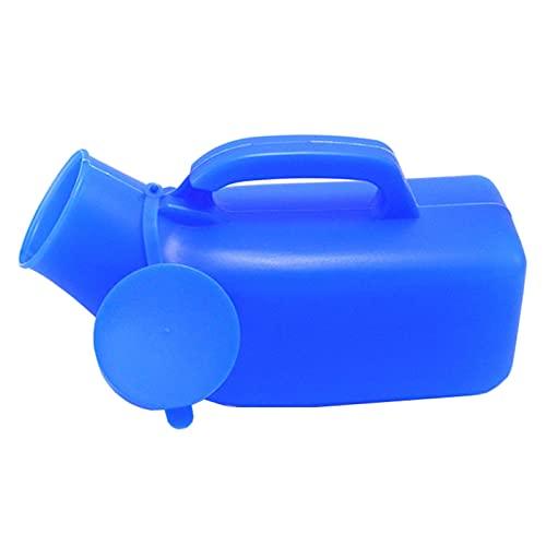 Botella De Orina Portátil - Botella De Orina Masculina con Botella De Orina A Prueba De Fugas De 1200 Ml para Conducir, Viajar, Al Aire Libre, Acampar (Paquete De 2)