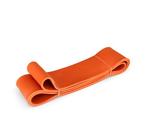 AFW 106065 106065-Superbanda de Resistencia 8,3 cm, Color Naranja, Talla M, Hombre, U