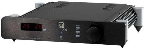 Moon I5BL, Dual Mono Verstärker inkl. Fernbedienung SRM