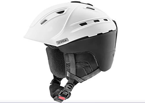 Uvex p2us IAS Ski Helm White/Black mat Kopfumfang 59-61cm 2019 Snowboardhelm