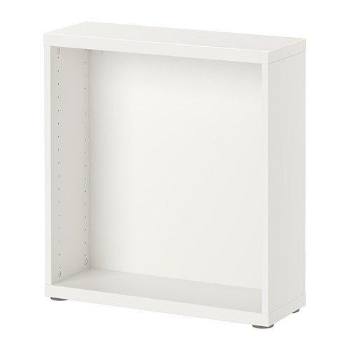 IKEA BESTA Korpus in weiß; (60x20x64cm)
