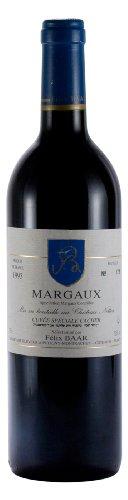 Margaux Cuvée Spéciale Cacher 1993 - Koscherer Bordeaux Rotwein aus Frankreich, Cabernet Sauvignon, Merlot, Cabernet Franc, Carmenere, Trocken