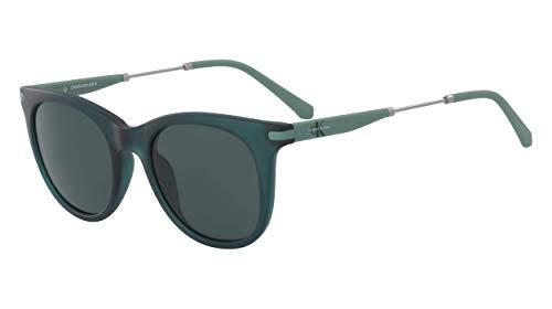 CALVIN KLEIN JEANS EYEWEAR Womens CKJ19701S zonnebrillen, groen, 5020