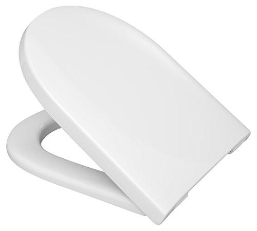 Haro Tube SoftClose Premium WC-Sitz, weiß, Scharnier Klappdübel C4302G; 519740; passend zu V&B Subway I, Omnia Architectura, Sunberry