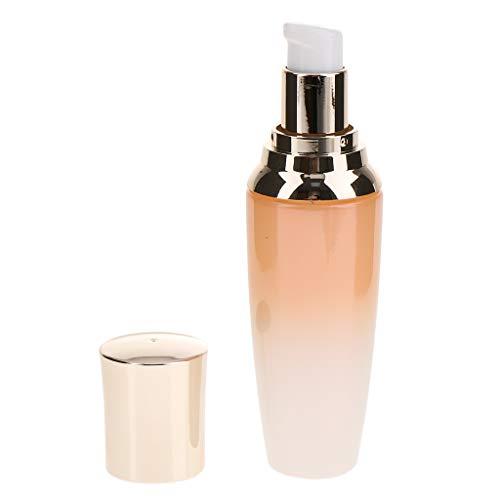 SM SunniMix Bouteille En Verre Vide De Pompe De Traitement Pour Les Huiles Essentielles 30-120ML De Parfum De Lotion - 50ML