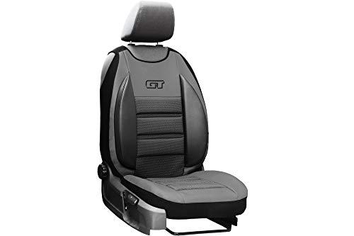 Auto Abdeckung GT Grau Sitzbezug geeignet für Toyota Hilux Universall