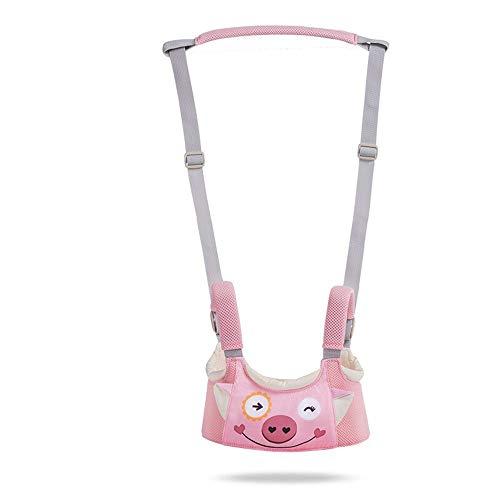 FIFY Portador de bebé Bebé niño pequeño con bebé Que aprende a Caminar Cesta de cangurera de bebé Tipo Padre e Hijo con Modelos Respirables - Cachorro, A
