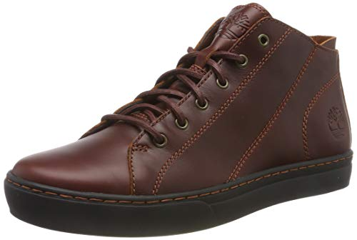 Timberland Adventure 2.0 Cup Modern Chukka, Sneakers Montantes Homme, Marron (MD Brown Full Grain), 49 EU