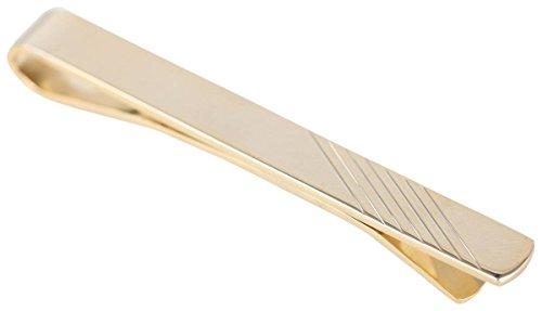 David Van Hagen Diagonal rayé Fin cravate diaporama de