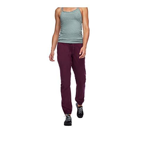 Black Diamond W Alpine Light Pants Pantalons décontractés, Plum, S Mixte