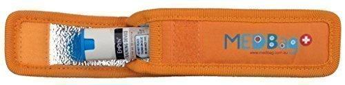 Einzeln EpiPen Hülle Orange