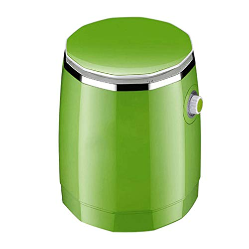 LM Compacte wasmachine, draagbaar, 2-in-1 wasmachine, eenhands en droger, 4,5 kg, voor outdoor-apparaten