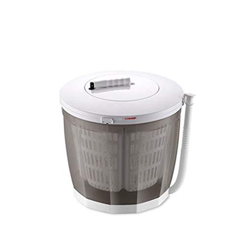LLDKA 2020 Draagbare mini-wasmachine, handmatige bediening, draaibuisdroger, geschikt voor gezinnen en behuizing voor studenten