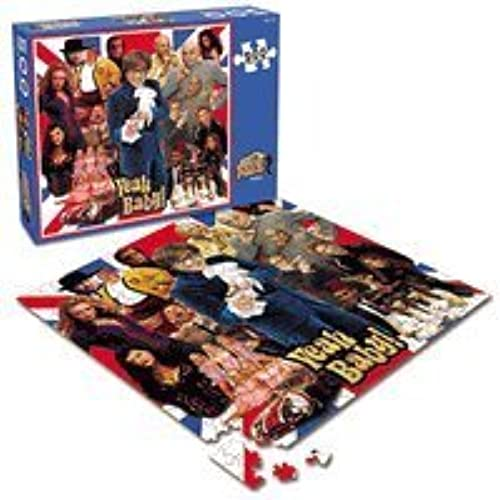 Austin Powers Puzzle by usaopoly