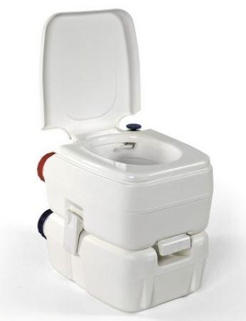 Fiamma BiPot 39 WC Portable Blanc 43,5 x 36 x 39,2 cm