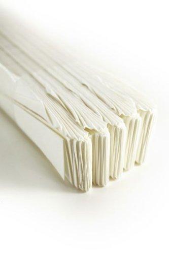 Faltenfilter groß - 32 cm Durchmesser - feinporig zum filtrieren von Spirituosen