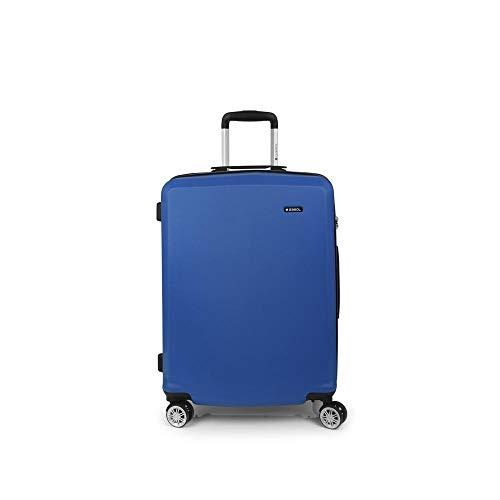 GABOL Trolley M Mondrian. Maleta, 50 cm, 20 litros, Azul