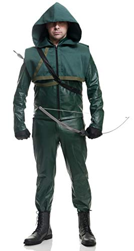 Charades Men's Premium Arrow Fancy Dress Costume X-Large
