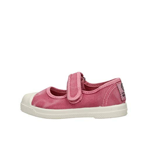 Natural World 476E Sneaker Rosa da Bambino 476E-603