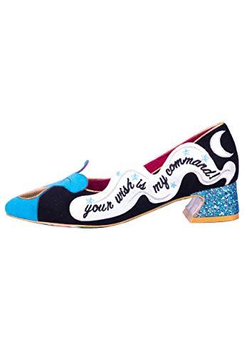 Irregular Choice Disney- Aladdin 'at Your Service' Heels Size 6.5