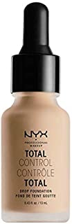 NYX PROFESSIONAL MAKEUP Total Control Drop Foundation(13ml) -07 Natural