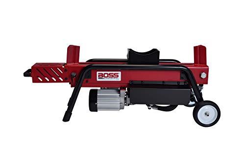 Boss Industrial ED8T20 Electric Log Splitter, 8-Ton