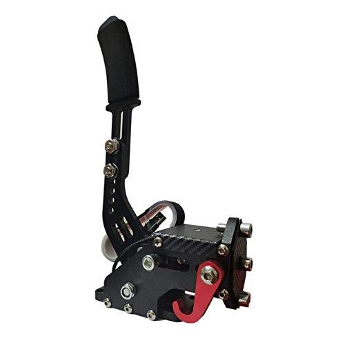 ZHANGWY Yang Store Sistema de Frenos Ajuste de Freno para Rally Fit para Logitech G29 / G27 / G25 PC PC 14bit Sensor Hall Sensor USB SIM Racing Fit para Juegos de Carreras T300 T500 (Color : Black)