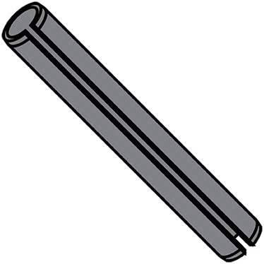 7 32X1 Spring Pin Slotted Over item handling ☆ Thermal Qty Box Black 000 Max 89% OFF 1 BC-21916
