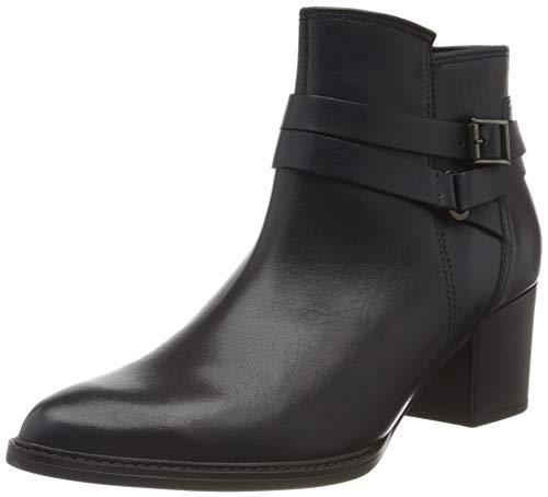 Gabor Shoes Damen Comfort Sport Stiefeletten, Schwarz (Ocean (Micro) 56), 38.5 EU