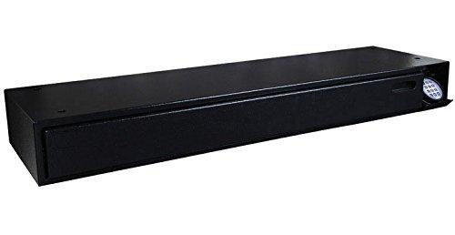 5. Stealth Defense Vault DV652 Under Bed Gun Safe + Free 52